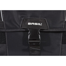 Basil Sport Design Double Pannier Bag 32l black